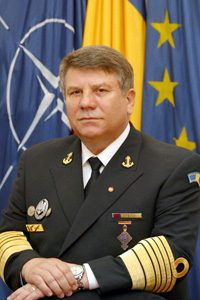 Amiral (rtr) dr. Gheorghe MARIN